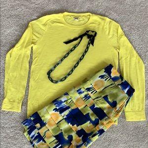 J Crew Cotton Sweater
